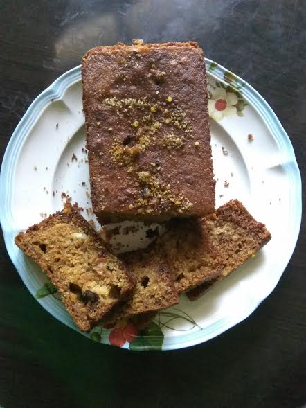 Gluten Free Cake Recipe Using Semolina