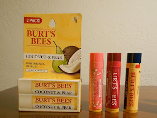 Burt's Bees 100% Natural Lip Balms.jpeg