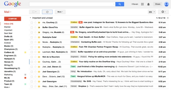 Gmail - Como logar