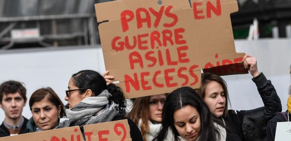 """Droit d'asile : le grand détournement """" En particulier en France...! """""""