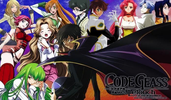 جميع حلقات انمي Code Geass S1 كود جياس الموسم الأول مترجم على عدة سرفرات للتحميل والمشاهدة المباشرة أون لاين جودة عالية HD