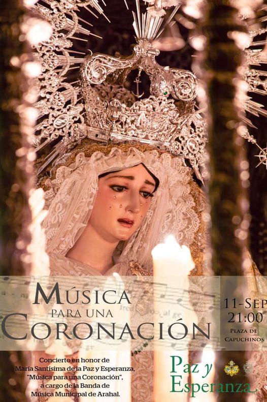 """""""Música para una Coronación"""" Hermandad Paz y Esperanza de Córdoba"""