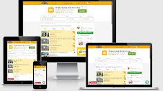 Ra mắt theme Chợ tốt - Rao vặt BDS cho blogspot
