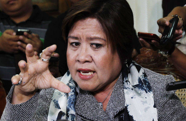 De Lima accused of receiving P5 million monthly from Mangudadatu