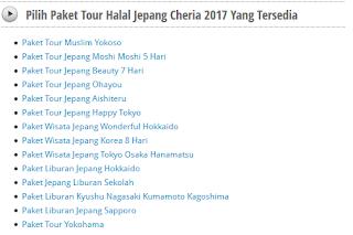 To-do List Saat Wisata Halal ke Jepang Bersama Cheria Travel
