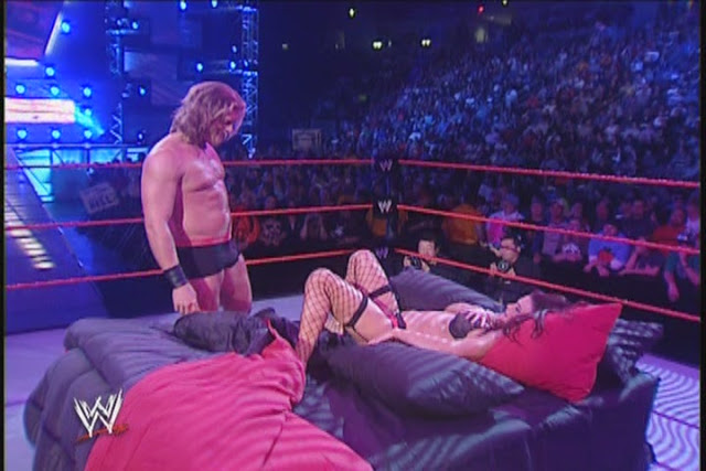Edge And Lita Sex In The Ring