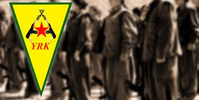 YRK Örgütü Askeri Gücü