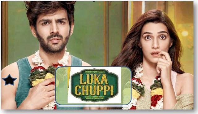 Luka Chuppi Movie Review: Kartik Aryan and Kriti Sanon's Luka Chuppi