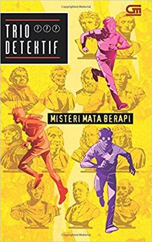 Trio Detektif 7- Misteri Mata Berapi