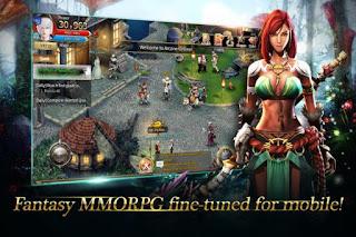 Arcane Online (MMORPG) APK