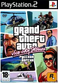 CHEAT GTA VICE CITY PS2 LENGKAP