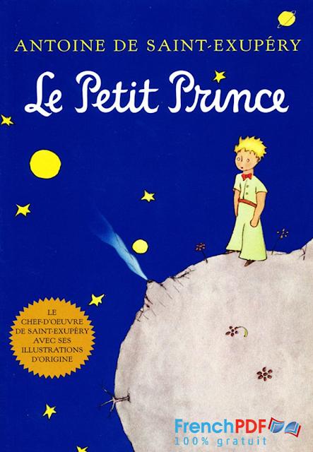 Le petit Prince en pdf d'Antoine de Saint-Exupéry