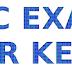 LDC EXAM ASWER KEY PALAKKAD 05-08-2017