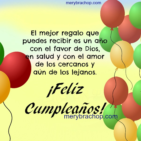 Saludos Por Cumpleaños Para Una Amiga Cristiana