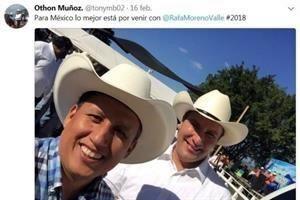 Investigar relación de RMV y Othón Muñoz