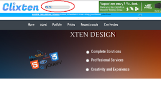 Screenshot 2016 11 14 07 46 11 Cara mudah mendapatkan uang gratis dengan klik iklan di Clixten