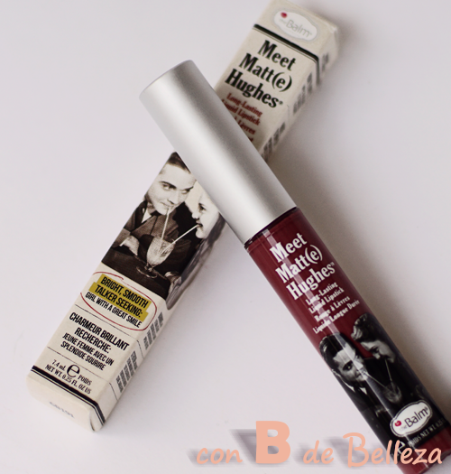 Labial mate líquido The balm