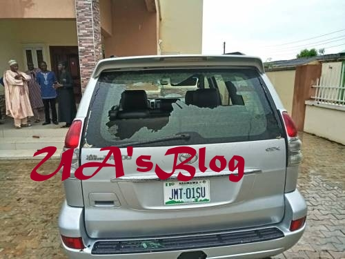 Hoodlums Allegedly Attack Babachir Lawal's Office Over APC's Direct Primary Decision