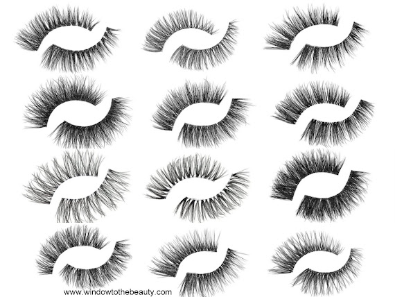 jolie beauty all models of false eyelashes