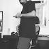 Olamide shows off his Oduduwa leg tattoo (photos)
