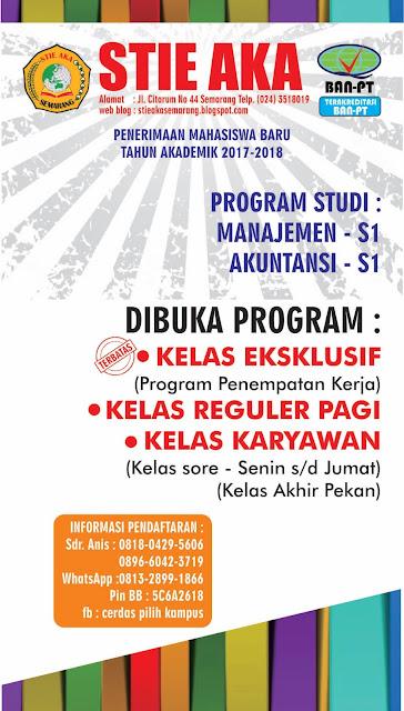 Kuliah Sore, Kelas Karyawan, Kerja Sambil Kuliah, Lembaga Penempatan Kerja