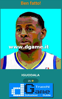 Soluzioni Guess The Basketball Player livello 23