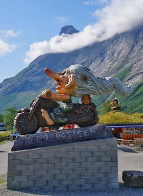 Trolls da Noruega