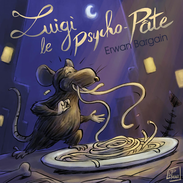 illustration jeunesse grenoble rat histoire LePueblo