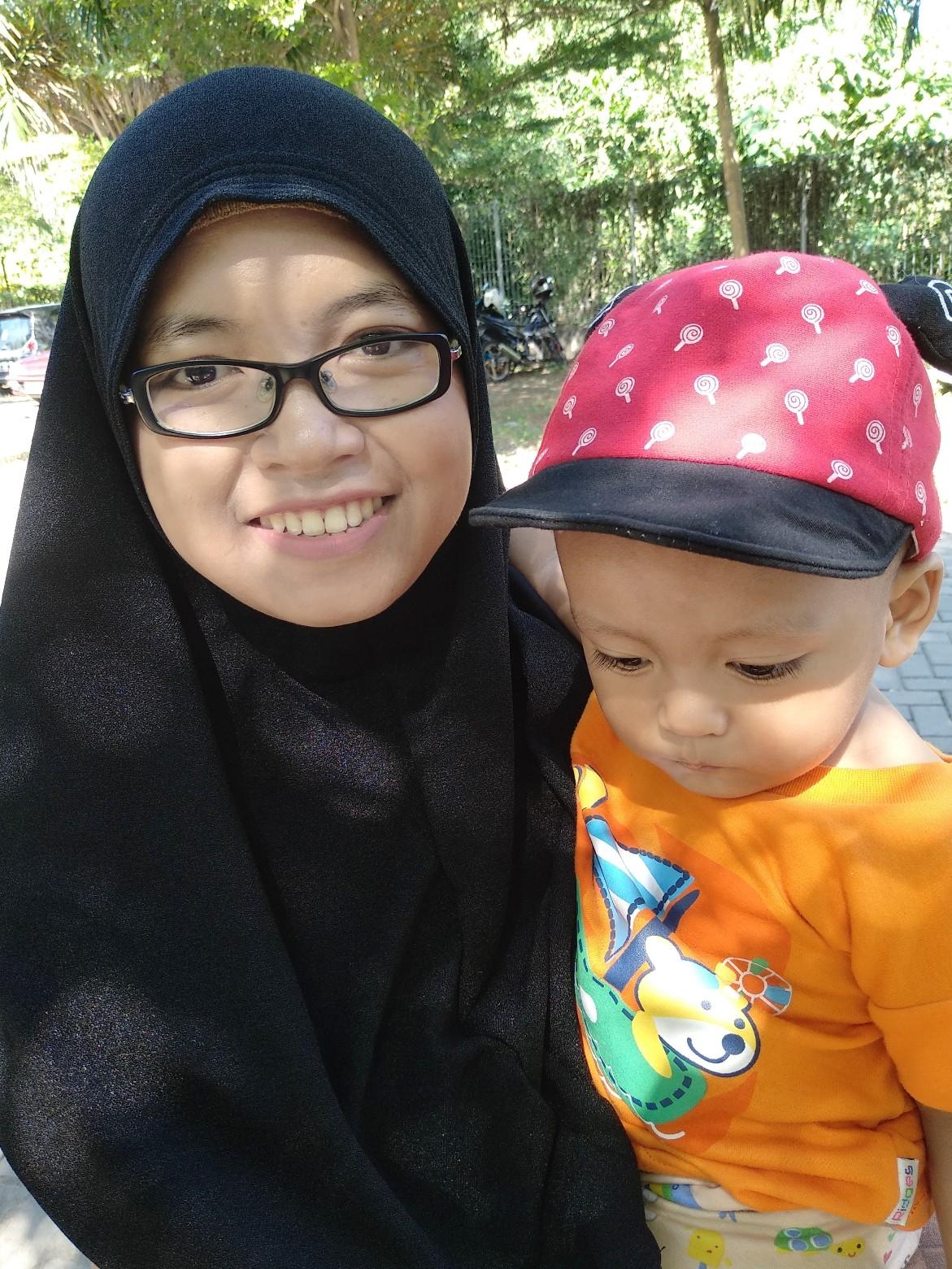 hijab instan nyaman