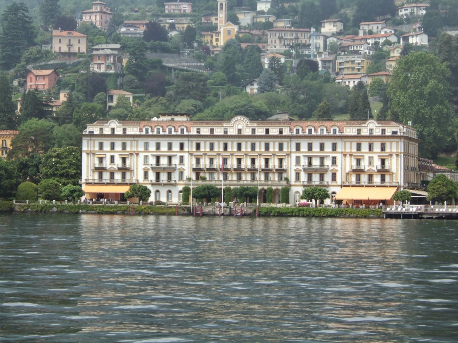 Travel With Me Cernobbio Lake Como Italy Superb Bay