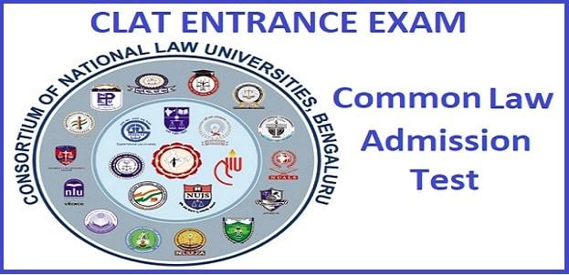 CLAT 2020 Admission Form
