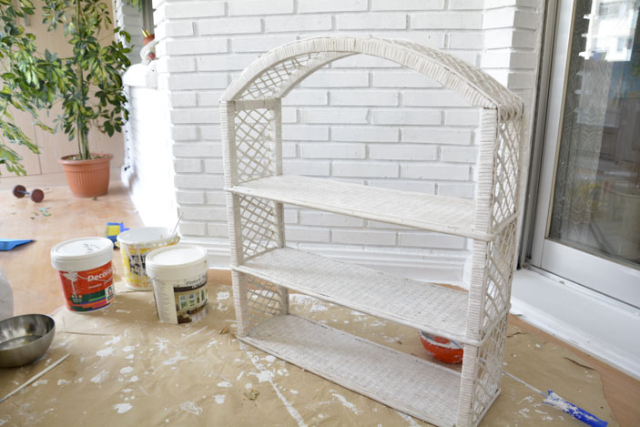 DIY muebles con ckalk paint