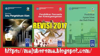 BUKU GURU DAN BUKU SISWA KELAS 7 KURIKULUM 2013 EDISI REVISI 2017-2018