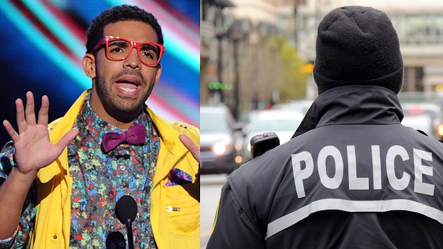 Police have questions about Drake hanging w/ Criminals