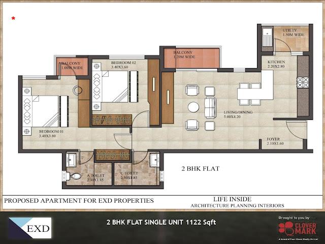 Codename five rings floor plan