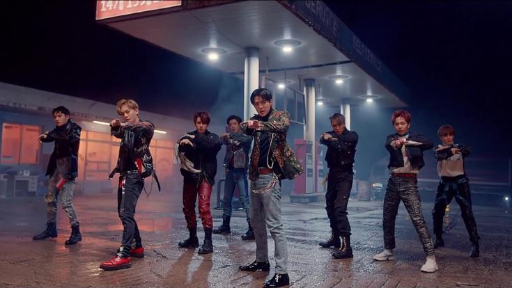 Download Lagu EXO Love Shot Mp3 - Download Lagu Korea mp3