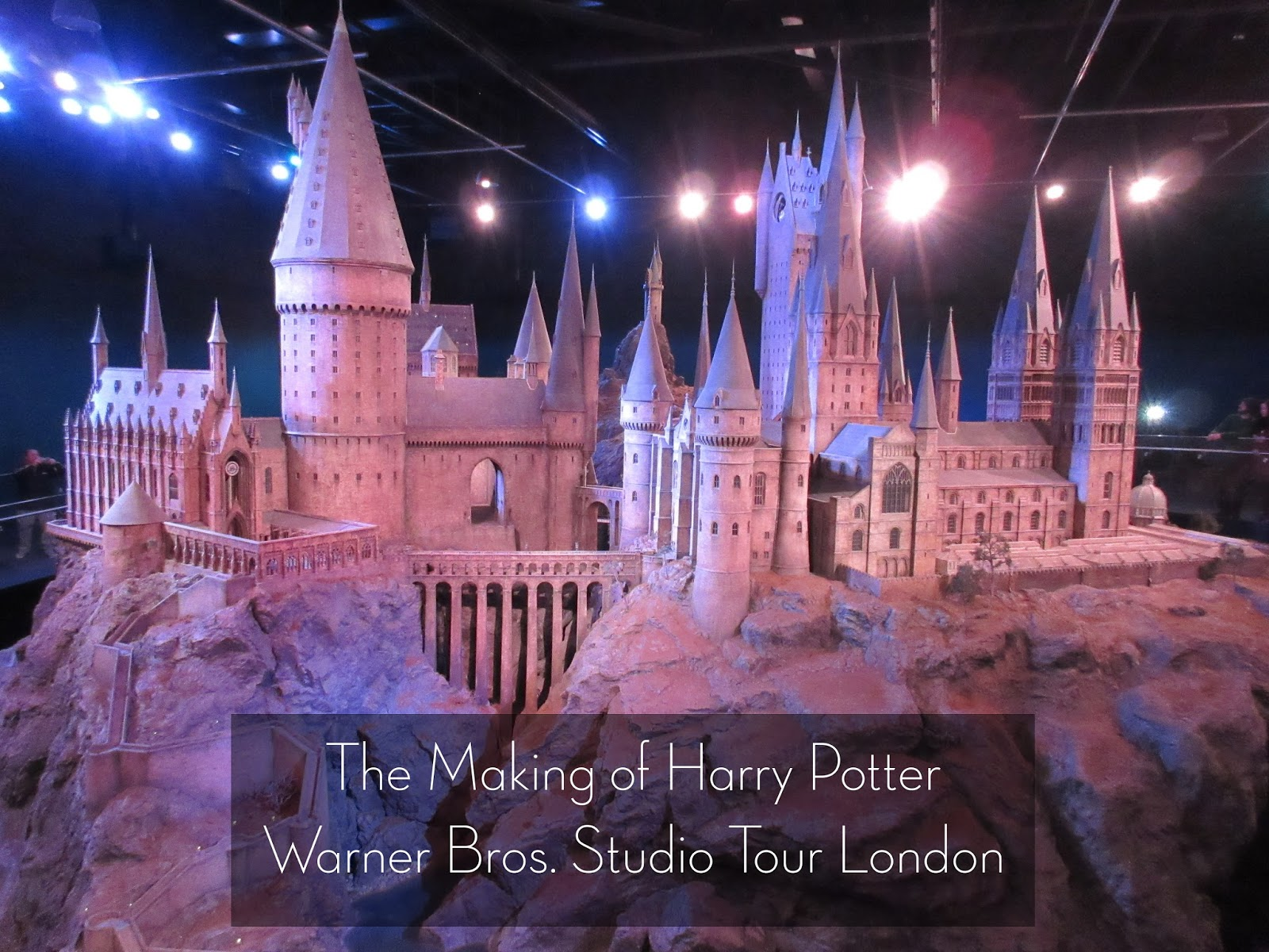 the making of harry potter warner bros. studio tour london