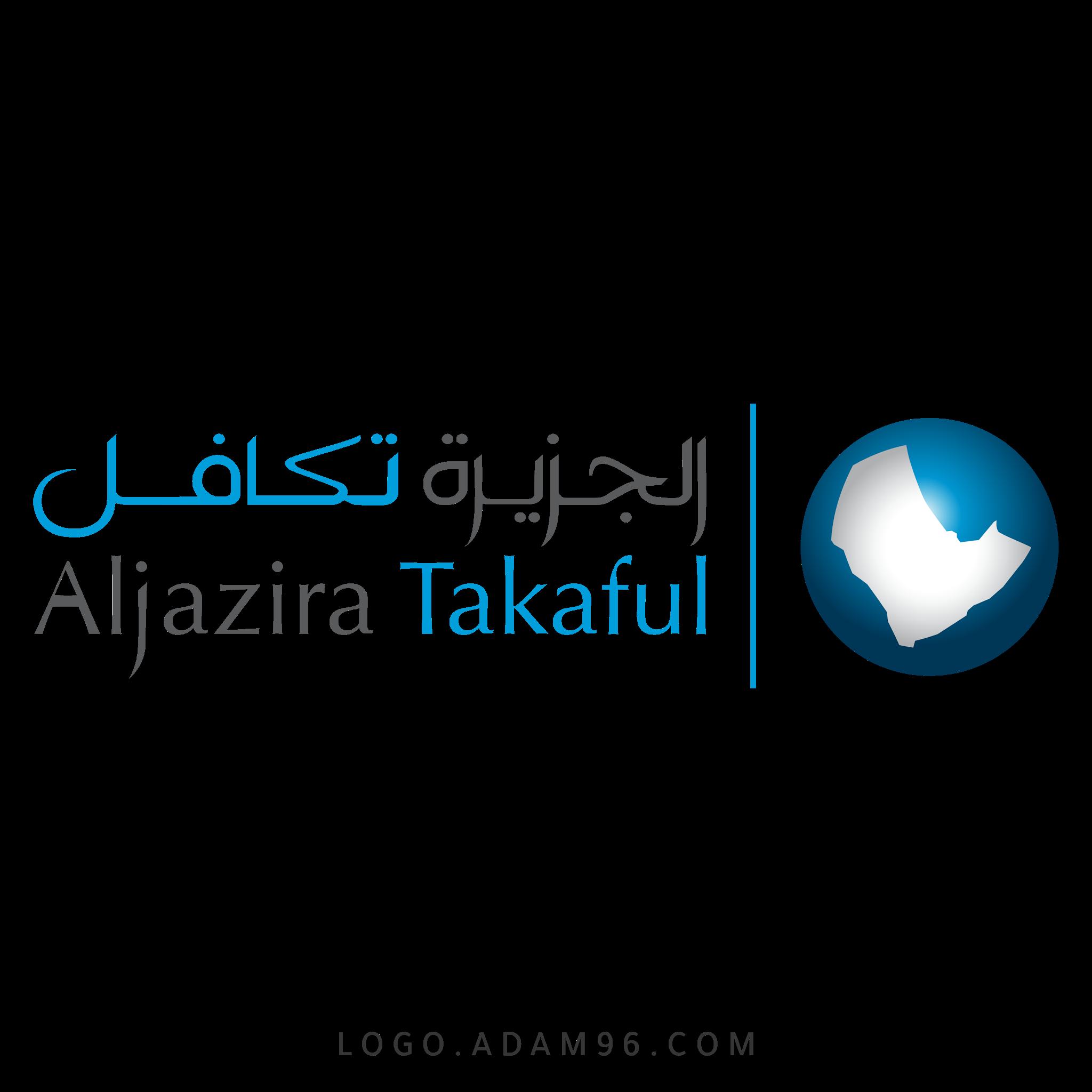 تحميل شعار شركة الجزيرة تكافل لوجو رسمي عالي الجودة PNG