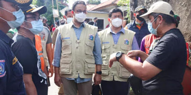 FPPJ: Menteri PUPR Khawatir Anies Makin Dicintai Jika Bendungan Ciawi Dan Sukamahi Selesai