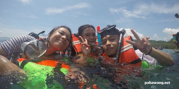 paket wisata open trip pulau pahawang
