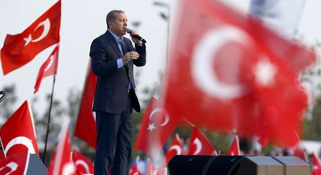 Turki, Membuka Jalan Perang Akhir Zaman
