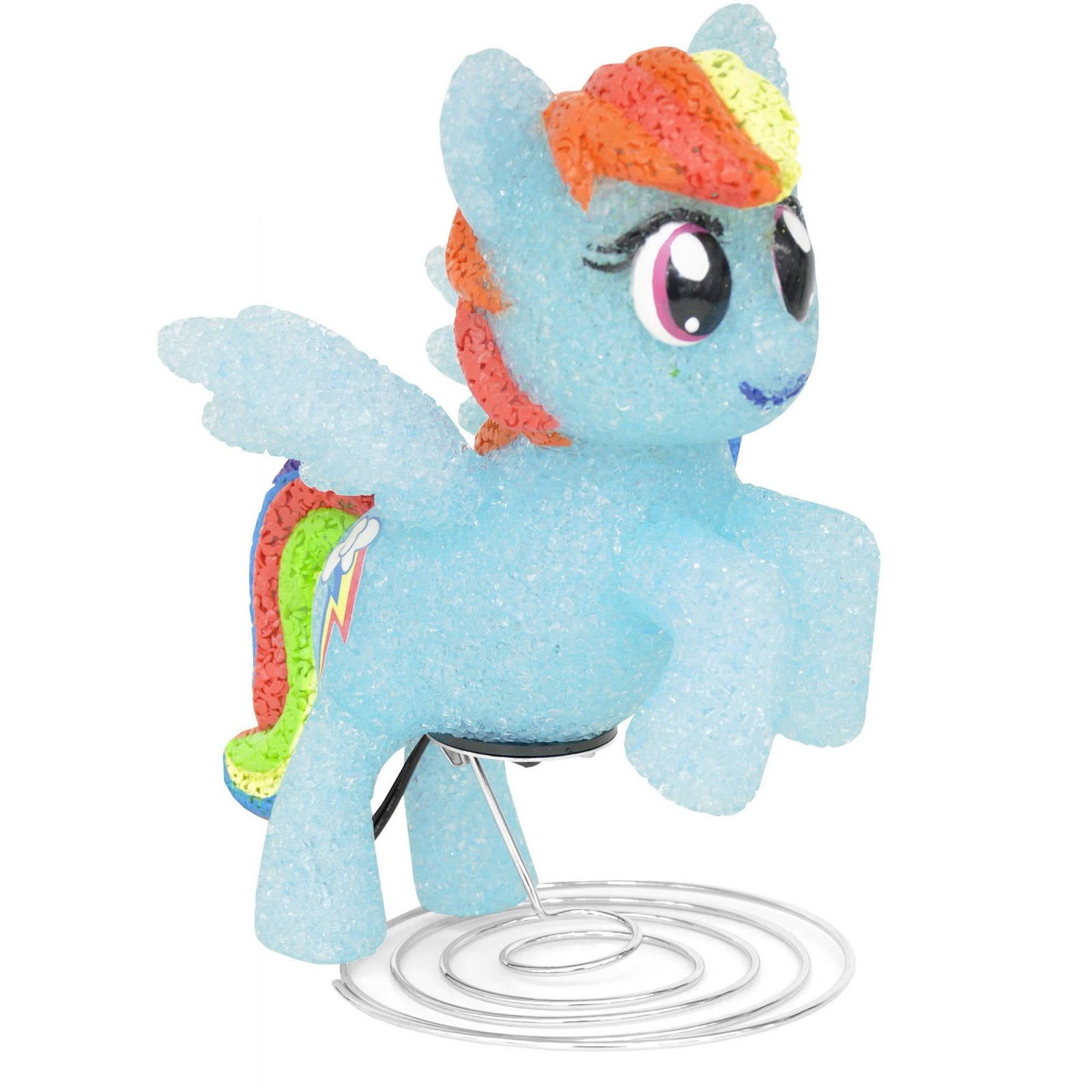 Rainbow Dash EVA Lamp Found on Walmart Website