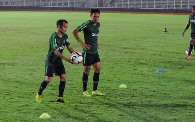 Pemain Sepak Bola Berkorban Libur Lebaran Demi Timnas Indonesia 2019