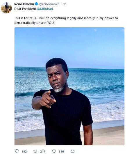 12 Things you Must Understand in Joshua Dariye, Jolly Nyame convictions and EFCC - Reno Omokri