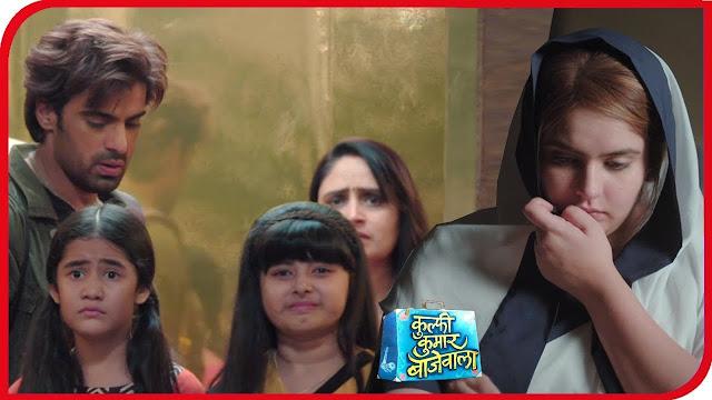 Mohit Malik and Anjali Anand's hypnotize challenge amid jail twist in Kulfi Kumar Bajewala