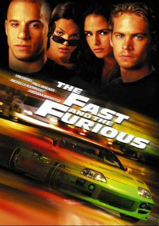 The Fast and the Furious 2001 BRRip 1080p Dual Audio In Hindi English