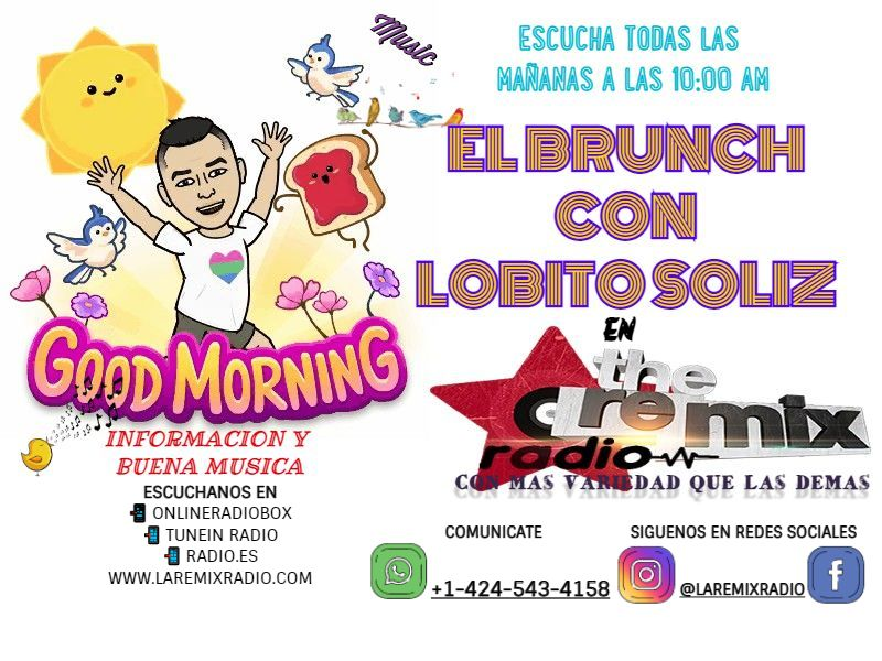 El Brunch Con Lobito Soliz