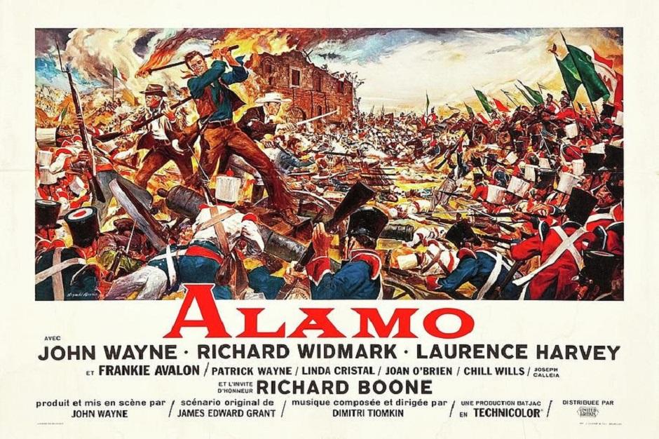 O ÁLAMO (DUAL ÁUDIO/1080P) – 1960 Poster1