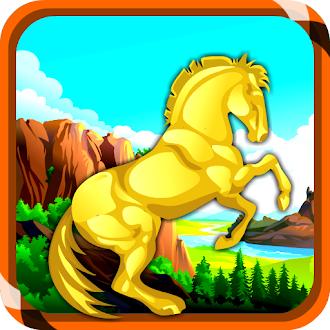 ZooZooGames Find Golden Horse