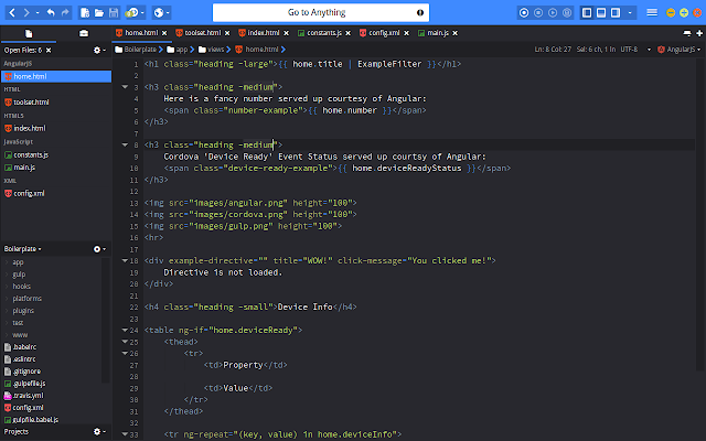 komodo edit sublime text replacement editor